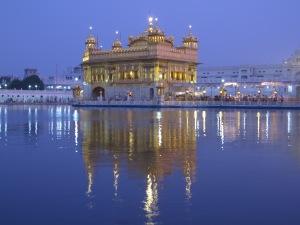 Akşamüzeri Altın Tapınak