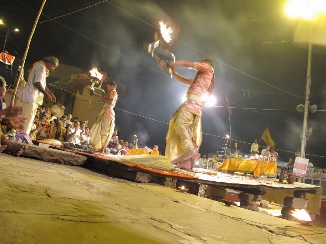 Ganga Aarti Töreni