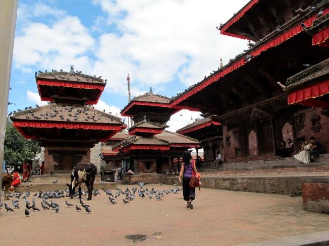 Kathmandu Durbar Meydanı
