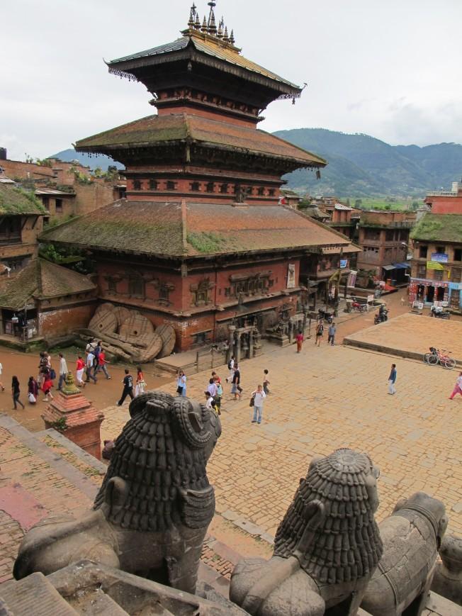Bhaktapur Meydan