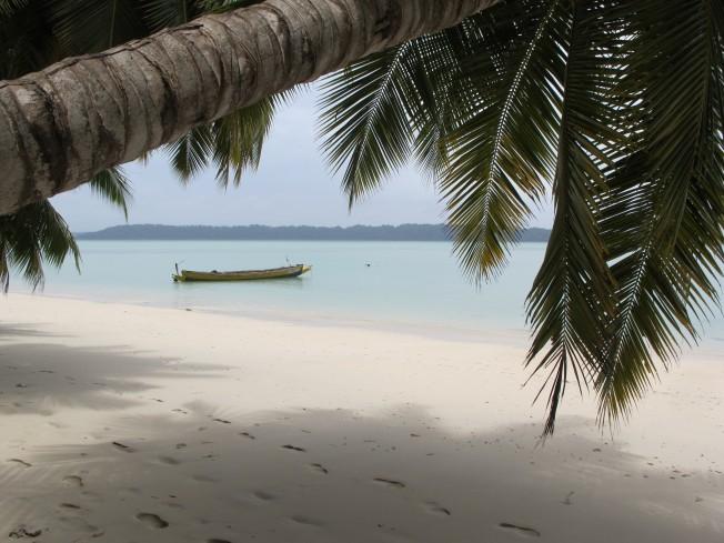 Issız adanın sadece bize ait kumsalları