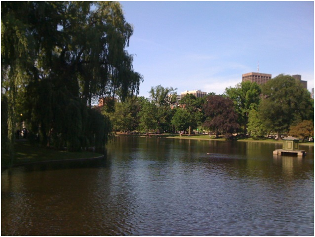 Boston Commons Park