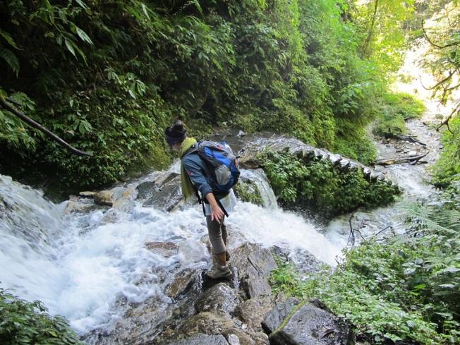 Annapurna Yürüyüş Yollarından Manzaralar