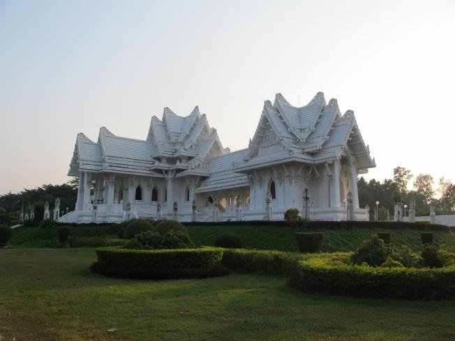 Thailand tapınağı