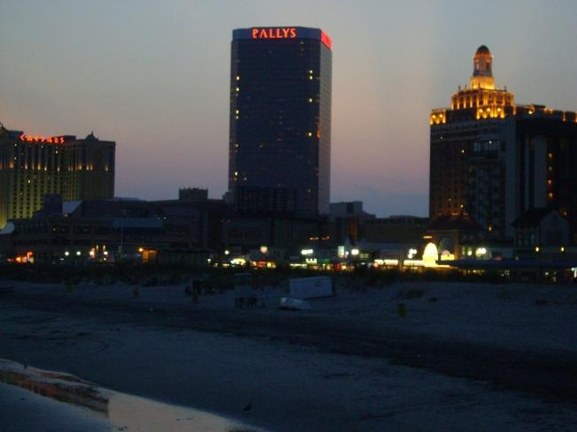 Casinolar-en meşhurları Taj mahal ve Ceasers