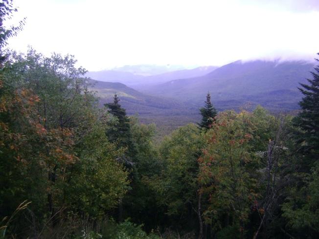 Dağ yoluna tırmanırken-yolun başı