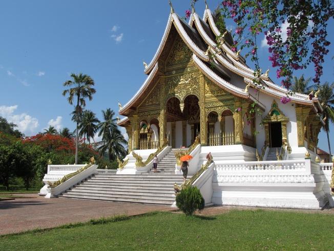 Luang Prabang'ın Güzelim Tapınakları...
