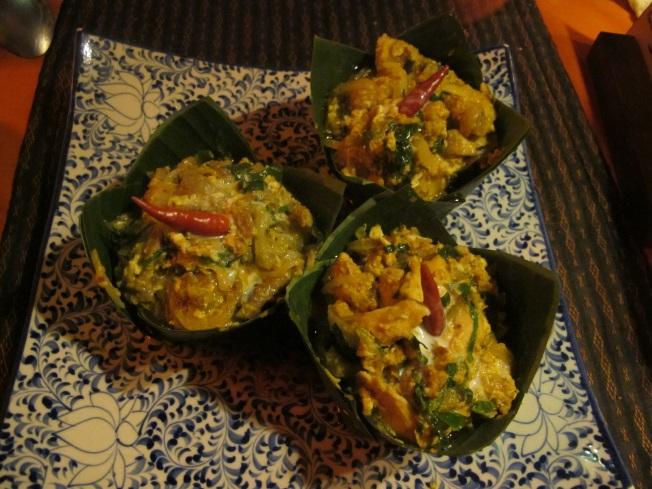 Ve tabii ki lezzetli Asya mutfağı - Kamboçya'nın meşhur 'Amok'u