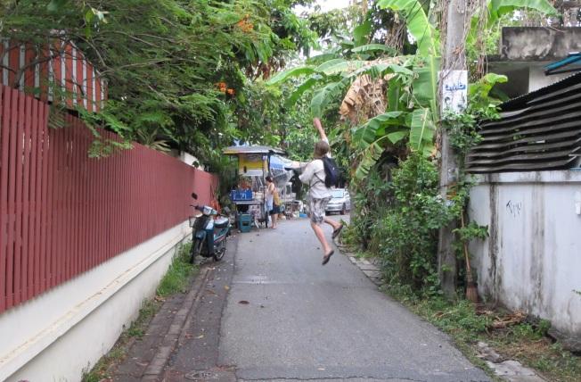 Chiang Mai Sokakları