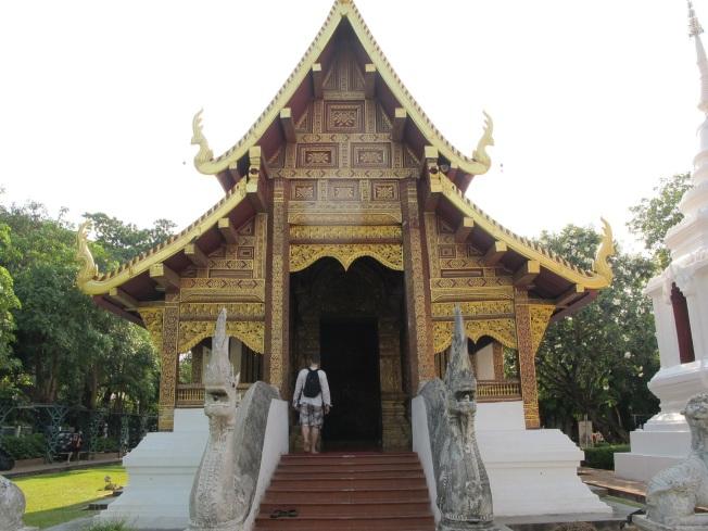 Chiang Mai'ın güzel tapınakları