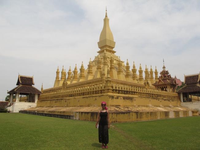 Pha That Luang Tapınağı