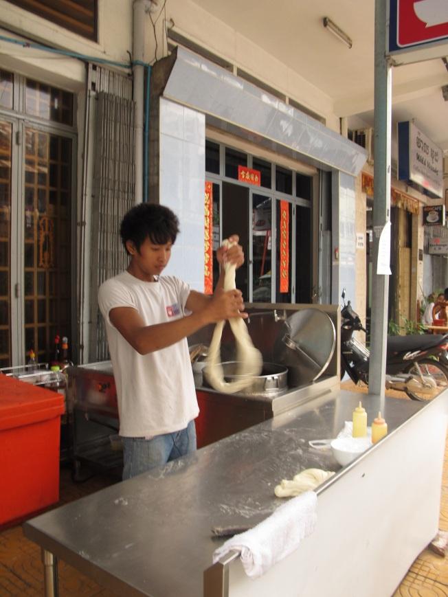 Little Noodle Shop'un el yapımı makarnaları