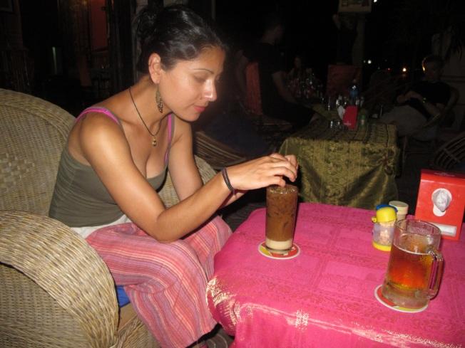 Bir Güney Asya klasiği: Lezzetli mi lezzetli buzlu kahveler