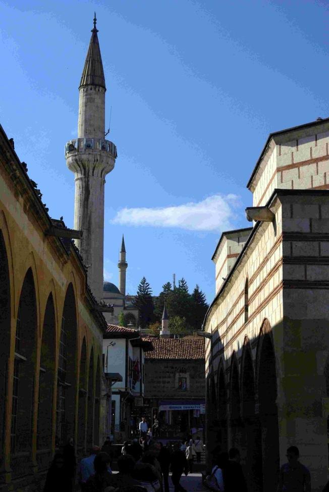 Nasrullah Külliyesi (Cami-Şadırvan-Köprü-Medrese)