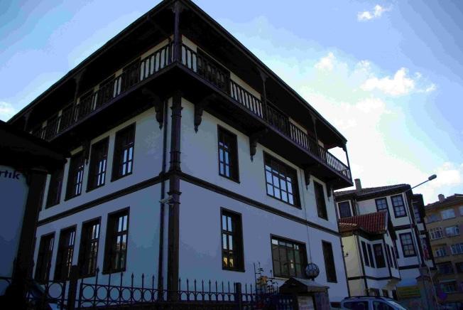 Liva Paşa Konağı-Etnografya Müzesi