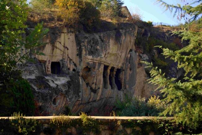 Kastamonu Kaya Mezarları