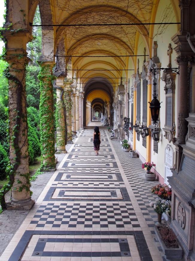 Zagreb - Mirogoj Mezarlığı