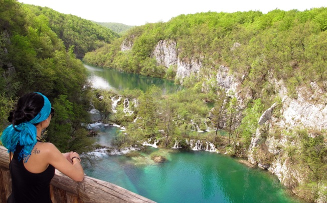Plitvice Gölleri ~ Hırvatistan