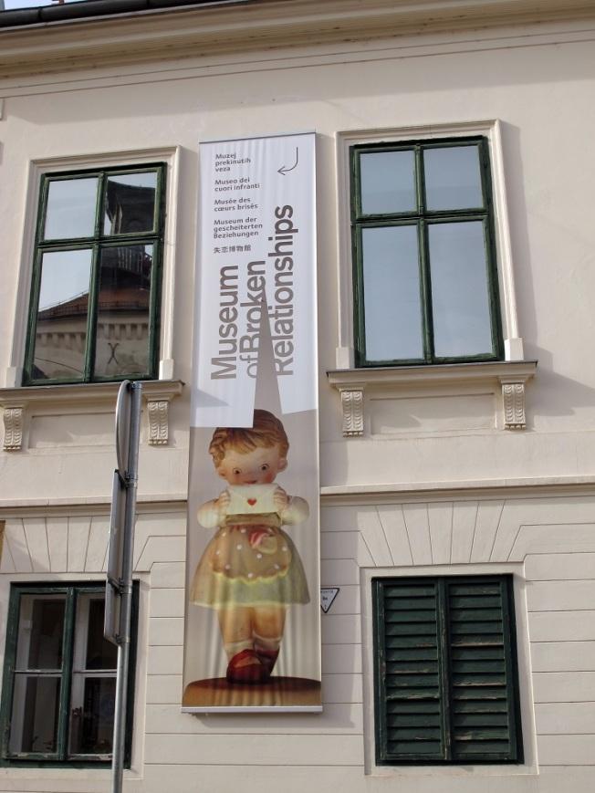 Bitmiş İlişkiler Müzesi