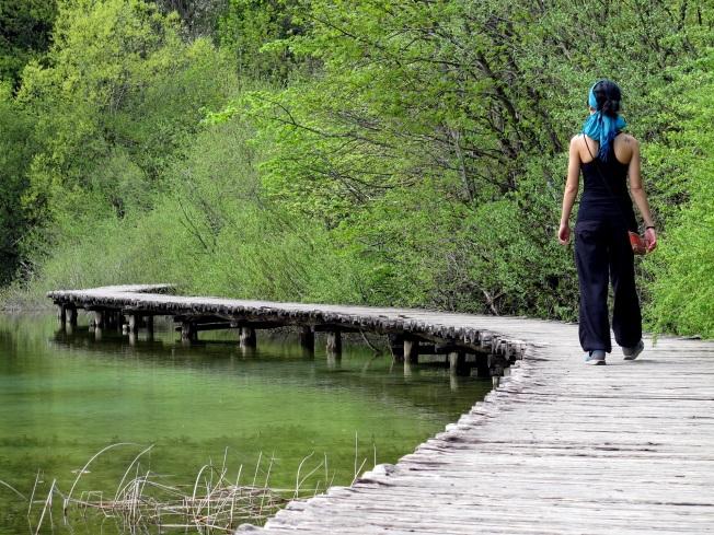 Doğal yürüyüş yolları