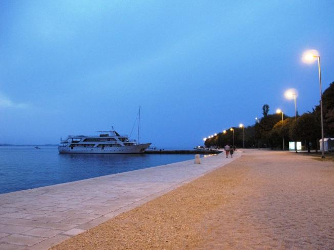 Zadar sahili