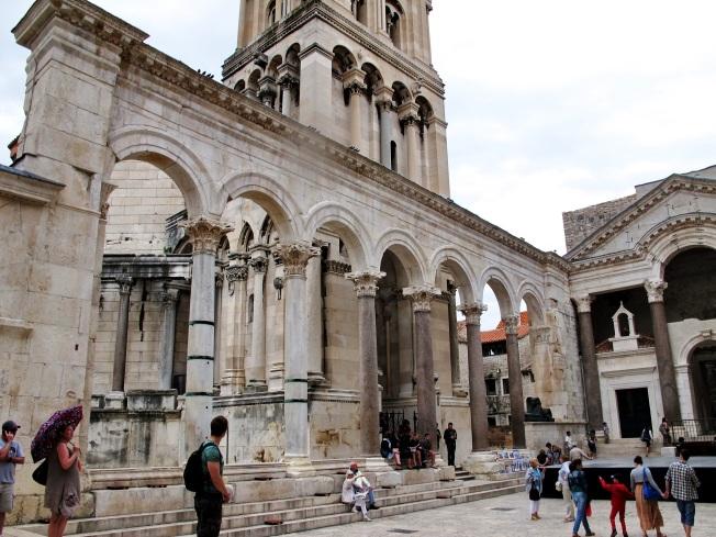 Diocletianus Sarayı - Split
