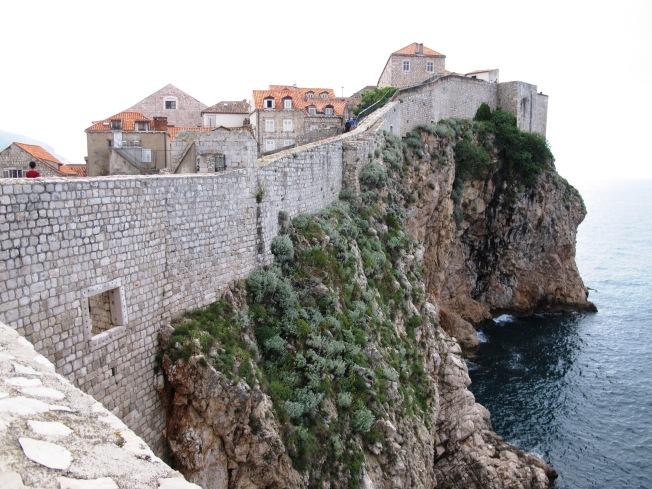 Dubrovnik şehir surları