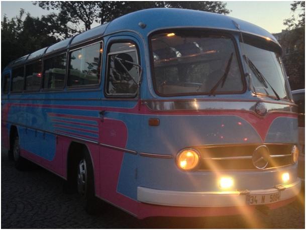 Gurmebus Otobüsü