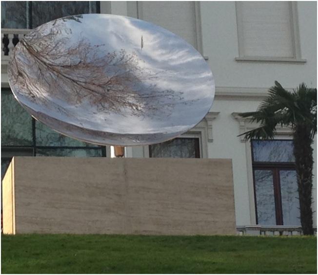 Gök Ayna- SkyMirror – 2010 – Paslanmaz Çelik