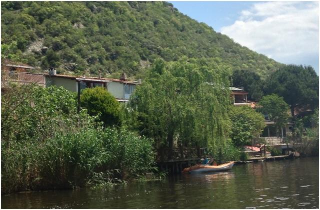 Ağva Nehir Turu- deniz bisikleti ve huzur