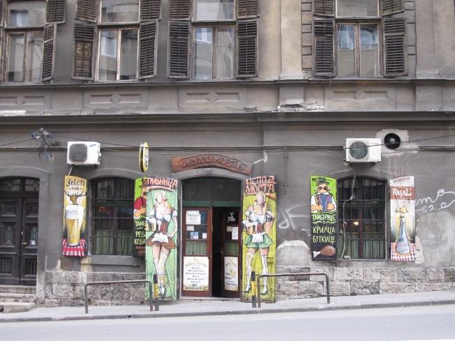 Belgrad sokakları