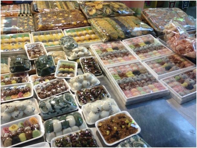 Kore tatlıları