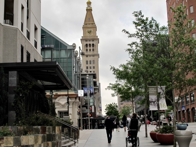 Street Mall