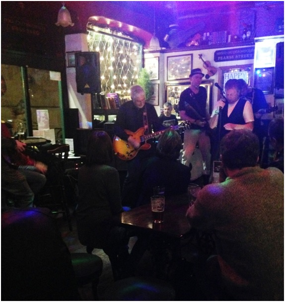 Bristol Pub Ortamlari – Seamus Odonnels – Irish Pub candir