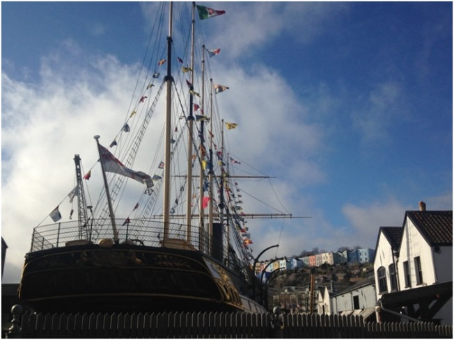 SS Great Britain Gemisi