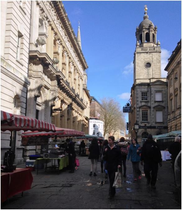 Saint Nicholas Market – Old Town