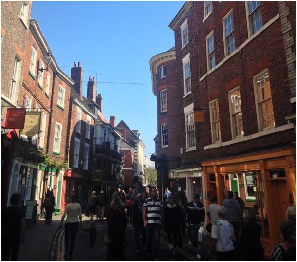 York Sokakları