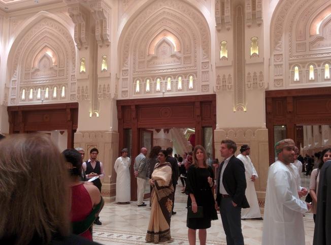 Muscat Opera House fuayesi