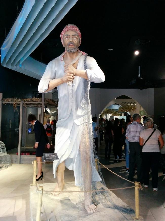 Umman usulü balik avi gercegi ve temsili (Expo2015)