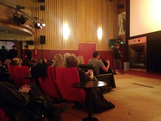Cocuklugumun sinemalarina oykunen bir Berlinale siname salonu I