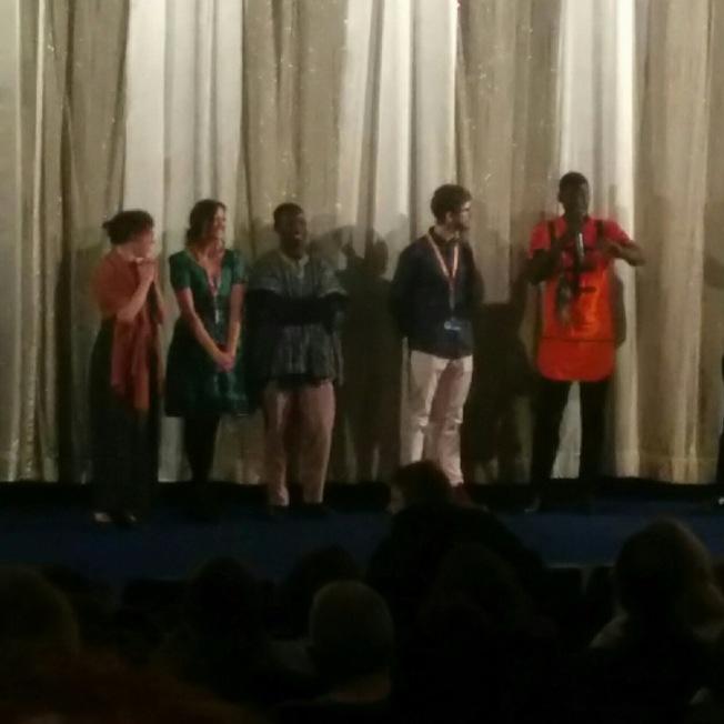 gana at Berlinale