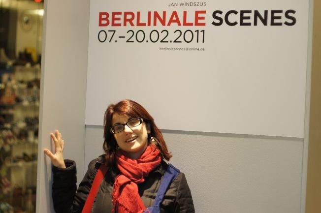 Benim favori Berlinale sahnelerim geliyor hazır olun :)