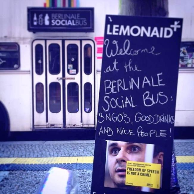 Berlinale Sosyal Otobüs 2