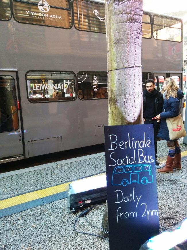 Berlinale Sosyal Otobüs