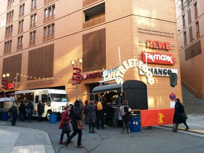 Berlinale Street Market