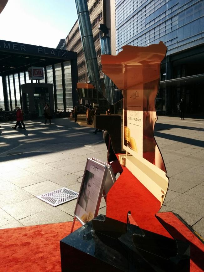 Berlinale'nin en güzel ayısı Loreal ayısı