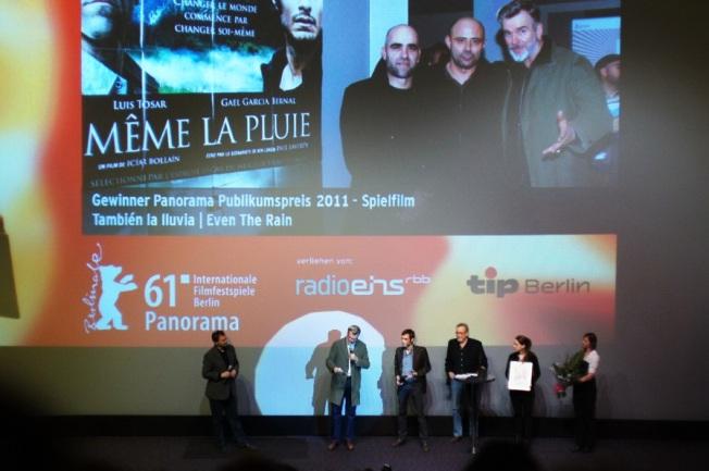 2011 Panorama ödülüne layık görülen Even The Rain Filmi – görmeyen kaçırmasın