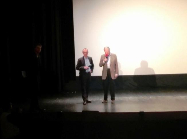 Homage 2016 konuğu Michael Ballhaus Almanya'dan Hollywood'a uzanan kariyerini anlatıyor.