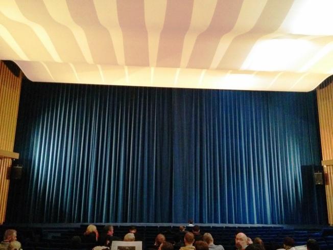 Kino International iç mekanlar 2