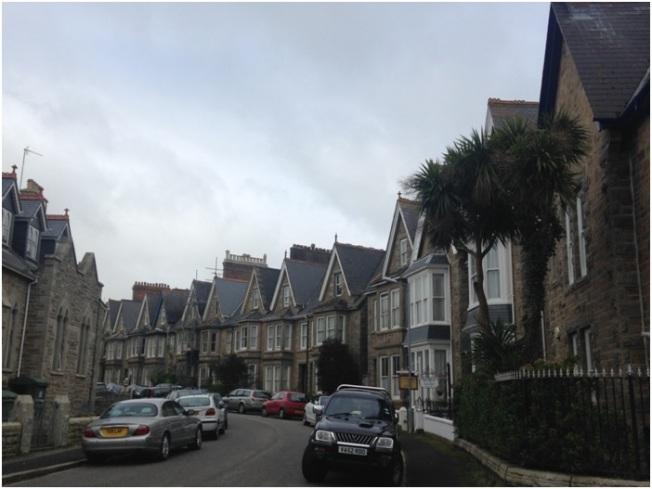 Alexandra Road – bütün otellerin olduğu bölge